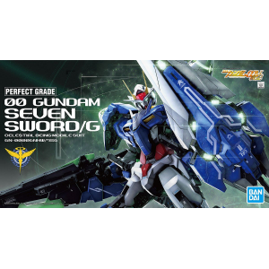 PG GUNDAM 00 SEVEN SWORD G 1/60
