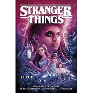 Stranger Things nº 03: Fuego
