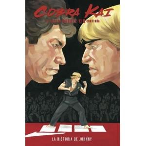 Kobra Kai: La Saga de Karate Kid Conitnua. La Historia de Johnny