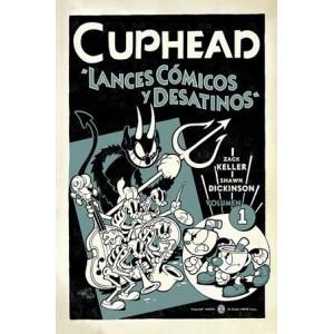 Cuphead 01. Lances Comicos y Desatinos