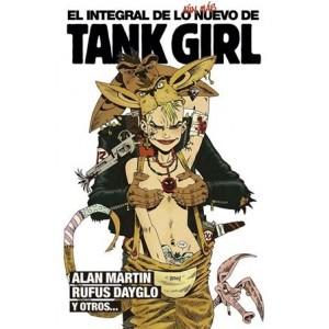 El Integral de lo nuevo de Tank Girl 02