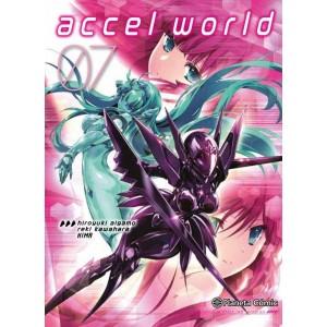 Accel World nº 07