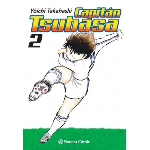 Capitán Tsubasa nº 02