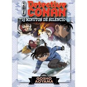 Detective Conan Anime Comic: Quince minutos de silencio El barco perdido en el cielo.