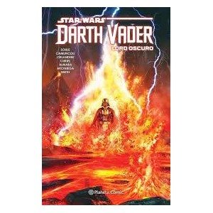 Star Wars Darth Vader Lord Oscuro HC (tomo) nº 04