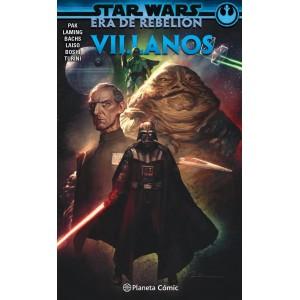 Star Wars Era de la Rebelión: Villanos (tomo)
