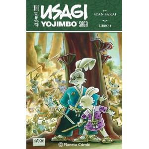 Usagi Yojimbo Saga Integral nº 04