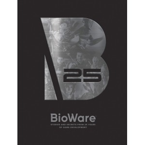 BIOWARE Stories and Secrets from 25 years of game development (Inglés)