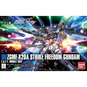 HG GUNDAM STRIKE FREEDOM REVIVE 1/144