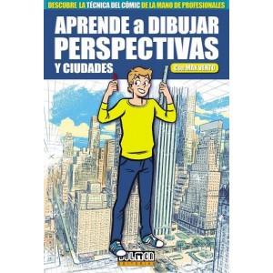 Aprende a dibujar Perspectivas y Ciudades