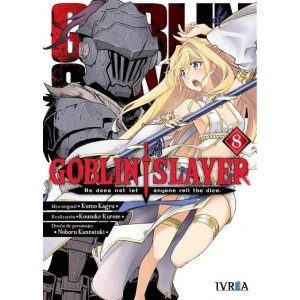 Goblin Slayer nº 08