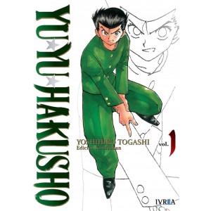 Yu Yu Hakusho Edición Kanzenban nº 01