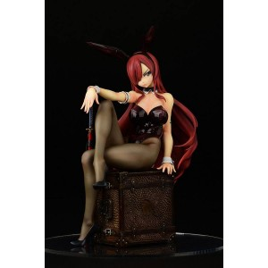 Fairy Tail - Erza Scarlet Bunny Girl Style