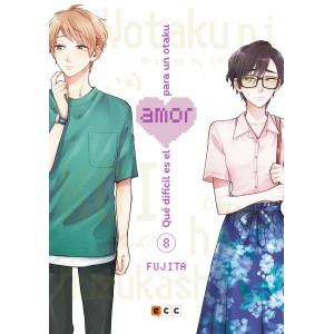 Qué difícil es el amor para un otaku nº 08