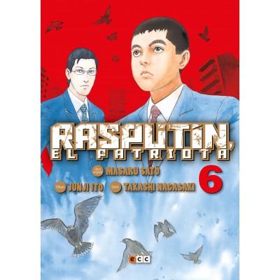 Rasputin el Patriota nº 06