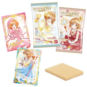 Cardcaptor Sakura: Clear Card Arc Wafer 2