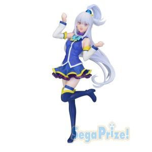 Re:Zero - Emilia - LPM Figure - Aqua ver.
