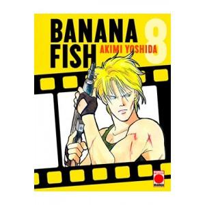 Banana Fish nº 08