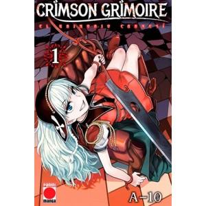 Crimson Grimoire: El Grimori Carmesi 01