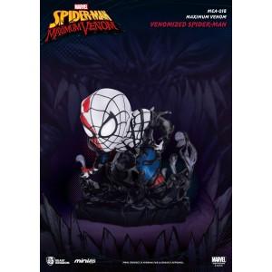 Marvel Maximum Venom Collection Mini Egg Attack - Venomized Spider-Man
