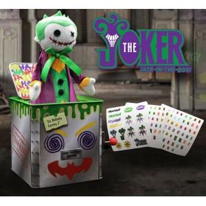 DC Comics Caja de música Caja sorpresa Jack in the Box Joker