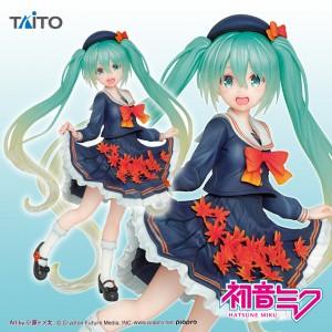 Vocaloid - Hatsune Miku 3rd season Autumn ver.
