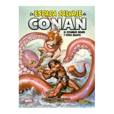 Biblioteca Conan. La Espada Salvaje de Conan 07