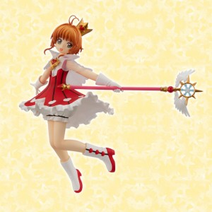 Card Captor Sakura: Clear Card-hen - Kinomoto Sakura Special Figure Rocket Beat