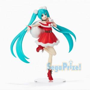 Vocaloid - Hatsune Miku SPM Figure Christmas Style 2020 Ver.