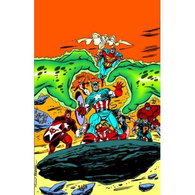 Marvel Héroes. Los Vengadores: La línea a cruzar