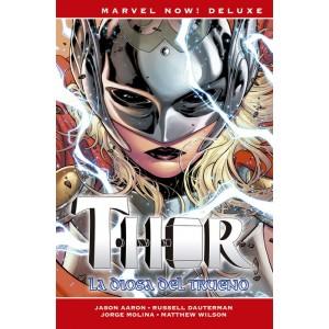 Marvel Now! Deluxe. Thor de Jason Aaron nº 03