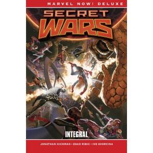 Marvel Now! Deluxe. Secret Wars: Integral