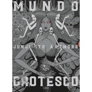 Junji Ito Artwork: Mundo grotesco