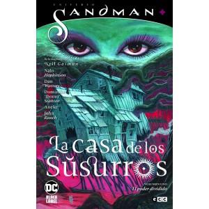 Universo Sandman: La Casa de los Susurros nº 01- Los Poderes Divididos