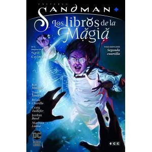 Universo Sandman - Los libros de la magia vol. 02: Second Quarto (Portada Provisional)