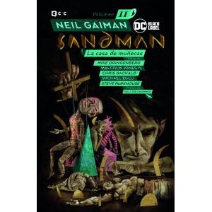 Biblioteca Sandman vol. 02