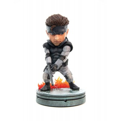 Metal Gear Solid - SD Solid Snake