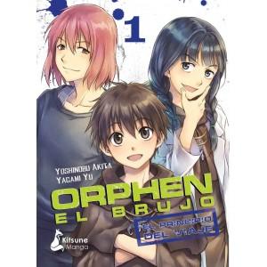 Orphen El Brujo: El Principio del Viaje nº 01