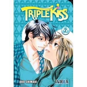Triple Kiss Nº 02