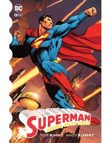 QUE COMIC ESTAS LEYENDO? - Página 14 Superman-arriba-en-el-cielo