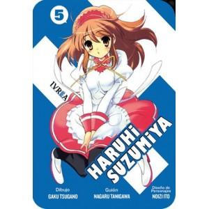 Haruhi Nº 05