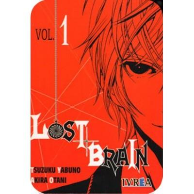 Lost Brain Nº 01