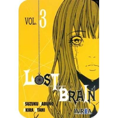 Lost Brain Nº 03