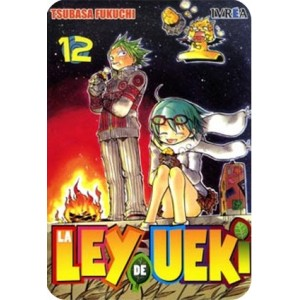 La Ley de Ueki Nº 12