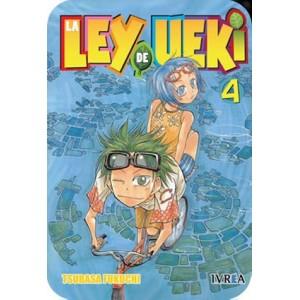 La Ley de Ueki Nº 04