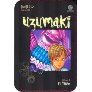 Uzumaki Nº 04