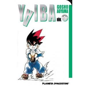 Yaiba Nº 01