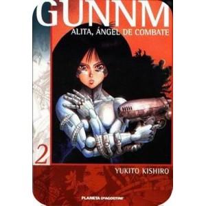 Gunnm (Alita Ángel de Combate) Nº 02