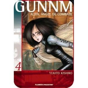 Gunnm (Alita Ángel de Combate) Nº 04