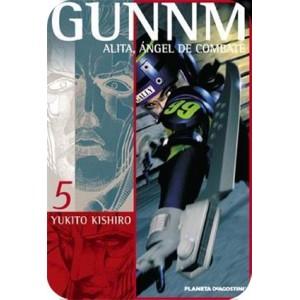 Gunnm (Alita Ángel de Combate) Nº 05